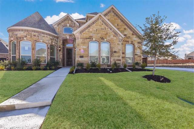 4113 Las Colina, Fort Worth, TX 76179 (MLS #14230176) :: The Kimberly Davis Group
