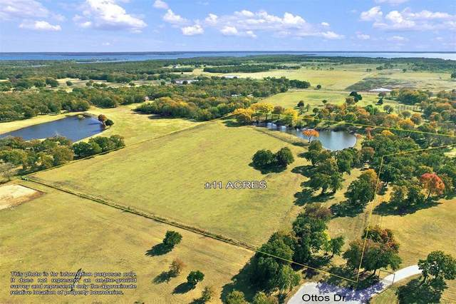 11 Acre Ottos Drive, Valley View, TX 76272 (MLS #14230304) :: Bray Real Estate Group