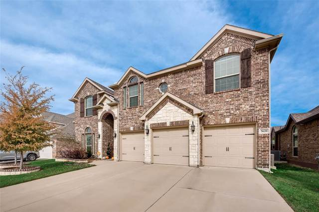 5620 Mount Storm Way, Fort Worth, TX 76179 (MLS #14230440) :: Real Estate By Design
