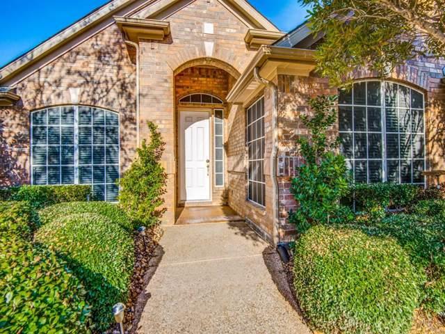 9616 Colbert Cove, Denton, TX 76207 (MLS #14230441) :: Real Estate By Design