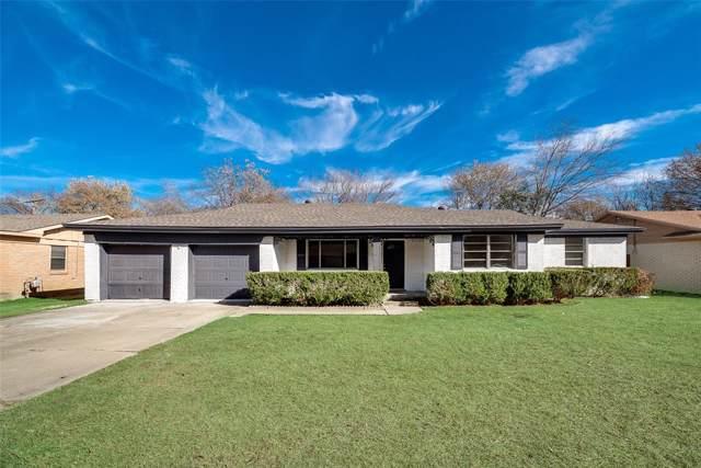4400 Steven Street, North Richland Hills, TX 76180 (MLS #14230617) :: Lynn Wilson with Keller Williams DFW/Southlake