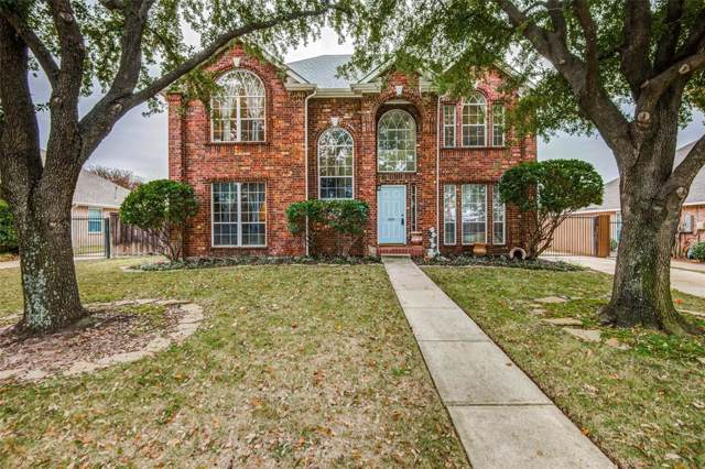 1424 Bobing Drive, Lewisville, TX 75067 (MLS #14231145) :: RE/MAX Town & Country