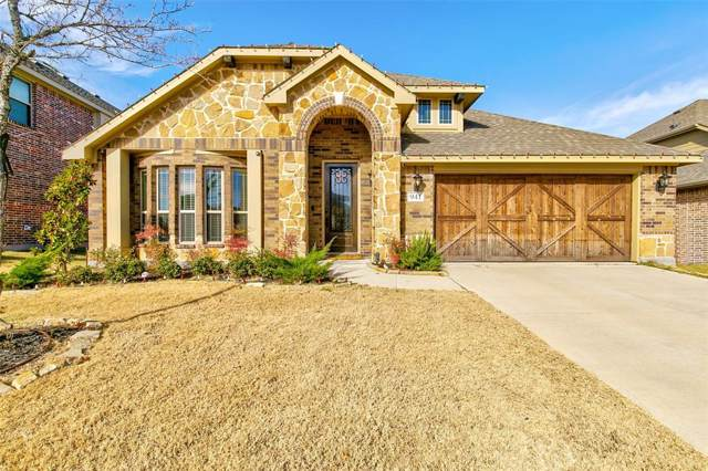 941 Mangrove Drive, Fate, TX 75087 (MLS #14231173) :: RE/MAX Landmark