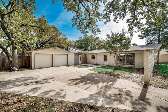 1520 Sunnybrook Drive, Irving, TX 75061 (MLS #14231190) :: RE/MAX Town & Country