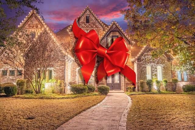 1621 Hidden Bluff Court, Prosper, TX 75078 (MLS #14231260) :: All Cities Realty