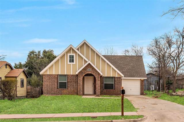 1326 Illinois Avenue, Fort Worth, TX 76104 (MLS #14231501) :: Potts Realty Group