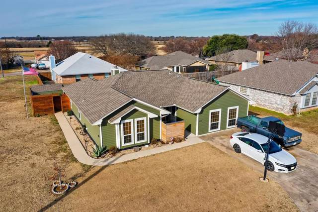 400 N Sierra Trail, Pilot Point, TX 76258 (MLS #14231873) :: The Heyl Group at Keller Williams