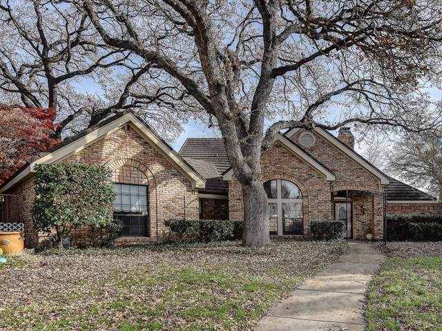 502 Shalamar Place, Irving, TX 75061 (MLS #14231975) :: Hargrove Realty Group
