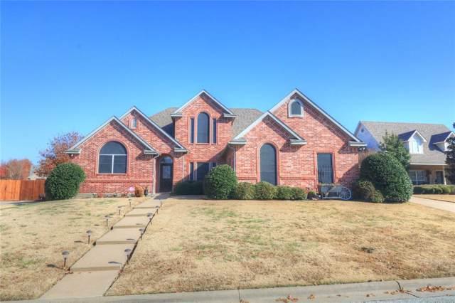 613 Clay Lane, Sherman, TX 75092 (MLS #14232030) :: Team Hodnett