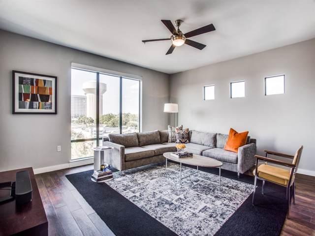 5609 Smu Boulevard #411, Dallas, TX 75206 (MLS #14232061) :: The Hornburg Real Estate Group
