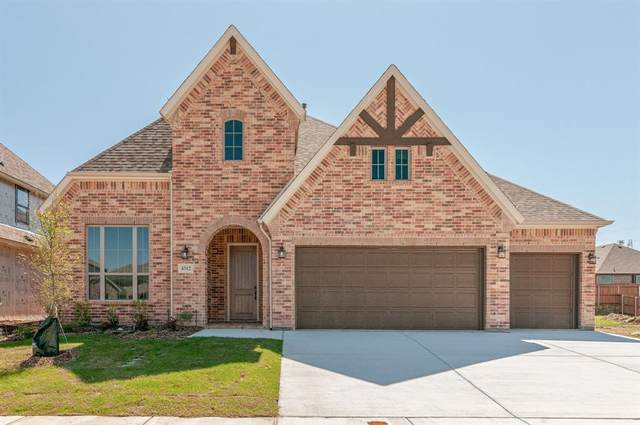 4312 Swallow Drive, Fort Worth, TX 76262 (MLS #14232102) :: The Kimberly Davis Group
