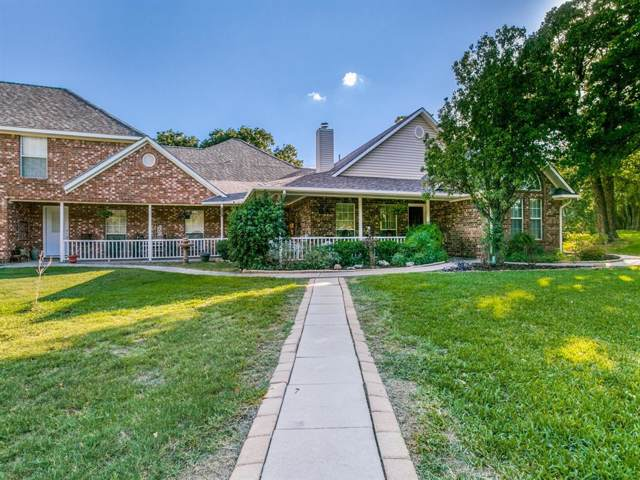 184 County Road 3131 Road, Decatur, TX 76234 (MLS #14232105) :: The Kimberly Davis Group