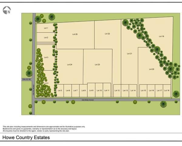 Lot 9 George Road, Howe, TX 75459 (MLS #14232402) :: RE/MAX Pinnacle Group REALTORS