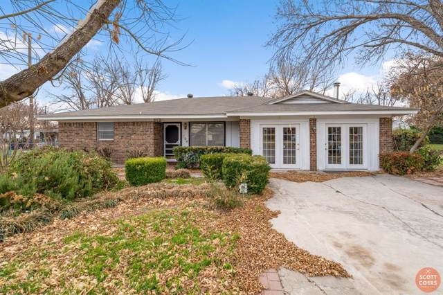 206 Park Drive, Early, TX 76802 (MLS #14232557) :: RE/MAX Landmark