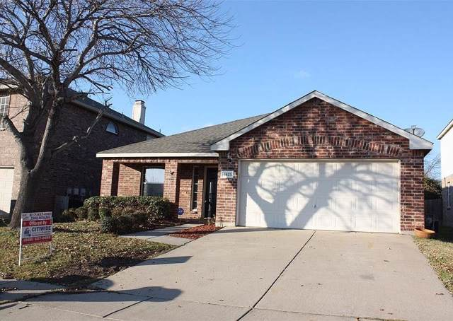 4625 Indian Rock Drive, Fort Worth, TX 76244 (MLS #14232801) :: Potts Realty Group