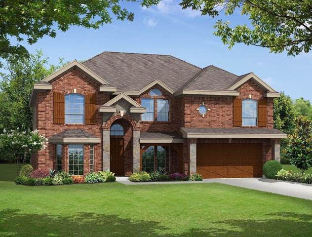 804 Meryton Court, Mansfield, TX 76063 (MLS #14233087) :: The Tierny Jordan Network