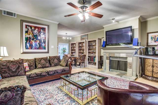 12660 Hillcrest Road #2103, Dallas, TX 75230 (MLS #14233142) :: The Hornburg Real Estate Group