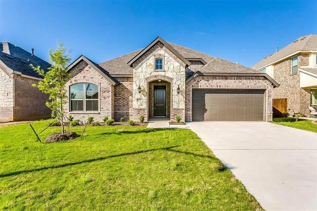 139 Hawks Ridge Trail, Burleson, TX 76028 (MLS #14233271) :: The Mitchell Group