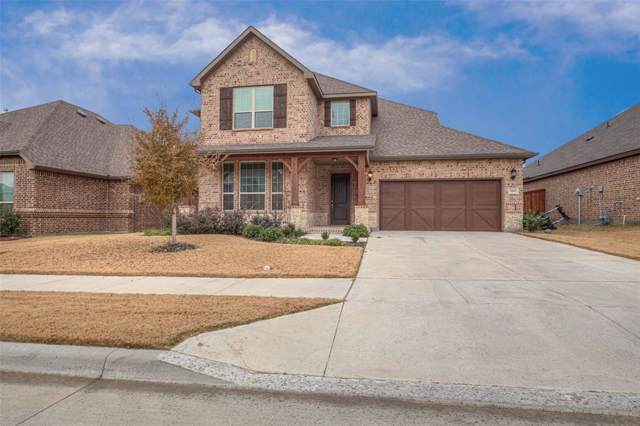 15033 Teasley Avenue, Aledo, TX 76008 (MLS #14233611) :: RE/MAX Town & Country