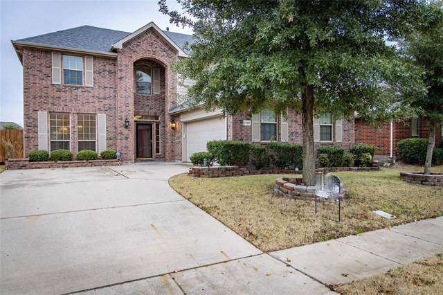 1700 Stonewick Drive, Allen, TX 75002 (MLS #14233699) :: RE/MAX Town & Country