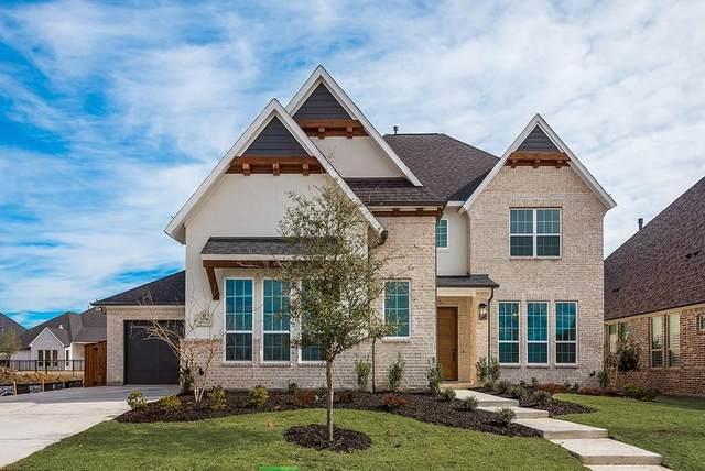 3370 Bellcrest Way, Celina, TX 75009 (MLS #14233701) :: The Kimberly Davis Group