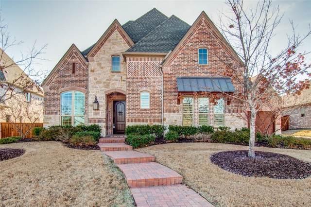 2950 Blackthorn Drive, Prosper, TX 75078 (MLS #14233747) :: Tenesha Lusk Realty Group