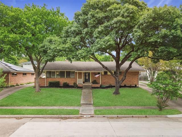 703 Laguna Drive, Richardson, TX 75080 (MLS #14233760) :: The Good Home Team