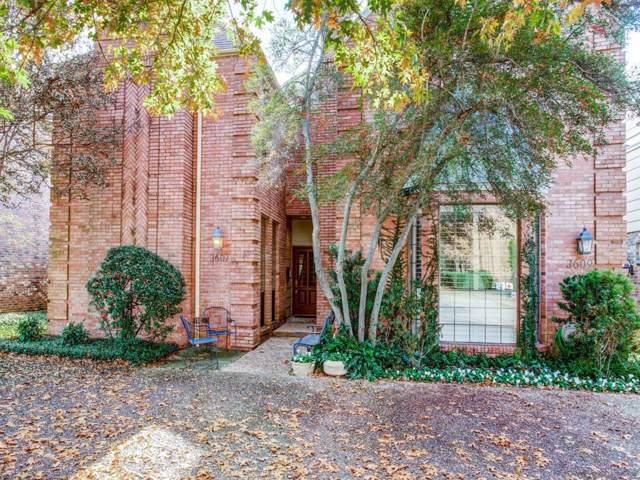 3607 Asbury Street, University Park, TX 75205 (MLS #14234231) :: All Cities Realty