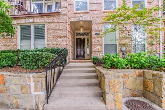 2208 Allen Street, Dallas, TX 75204 (MLS #14234488) :: The Hornburg Real Estate Group