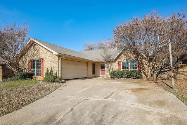 7017 Forestview Drive, Arlington, TX 76016 (MLS #14234988) :: RE/MAX Town & Country