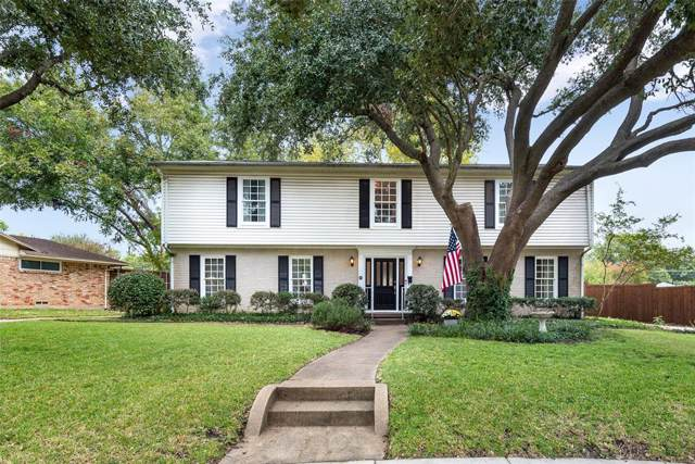 305 Murray Lane, Richardson, TX 75080 (MLS #14235003) :: Caine Premier Properties
