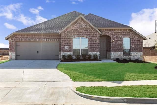 1430 Wagon Wheel Way, Krum, TX 76249 (MLS #14235059) :: The Kimberly Davis Group