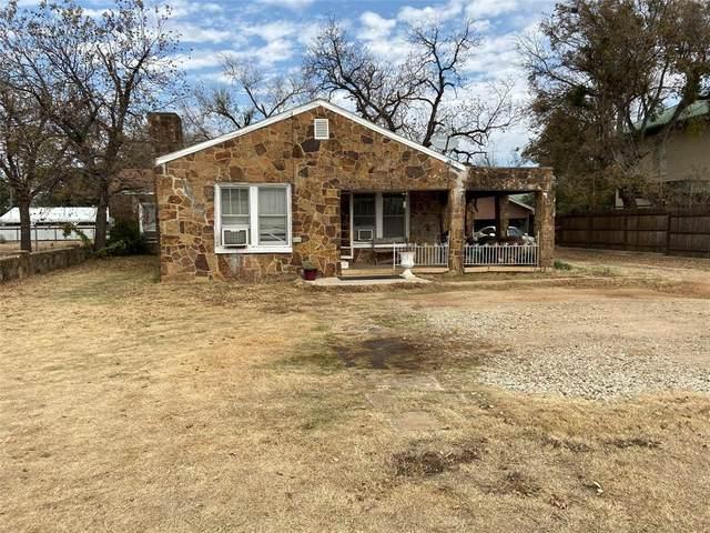 1502 W Walker Street, Breckenridge, TX 76424 (MLS #14235361) :: The Kimberly Davis Group