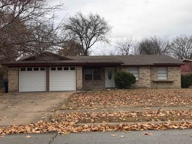409 Moonlight Drive, Garland, TX 75040 (MLS #14235410) :: Robbins Real Estate Group
