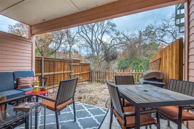 5565 Preston Oaks Road #140, Dallas, TX 75254 (MLS #14235928) :: The Rhodes Team
