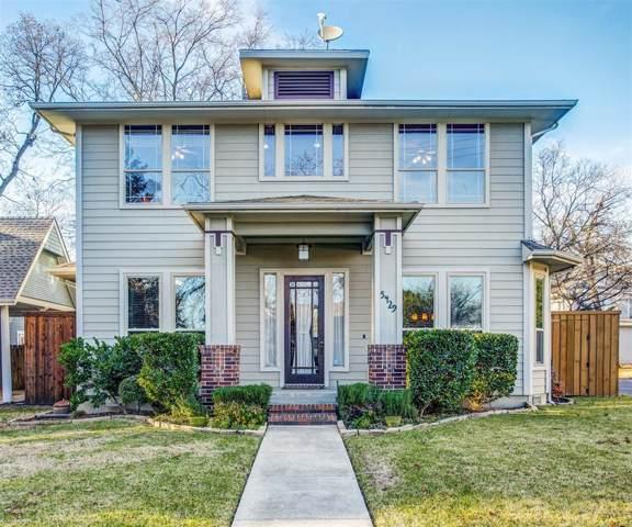 5429 Victor Street, Dallas, TX 75214 (MLS #14235970) :: The Kimberly Davis Group