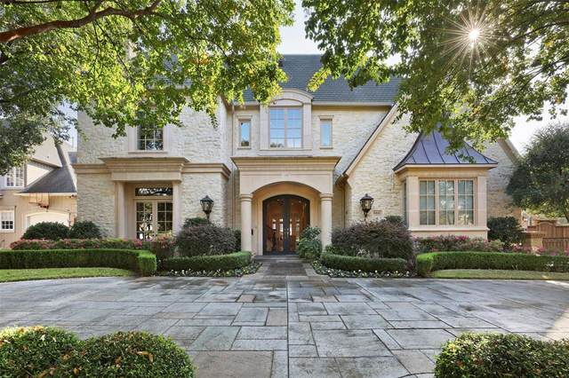 6442 Lakehurst Avenue, Dallas, TX 75230 (MLS #14236048) :: Real Estate By Design