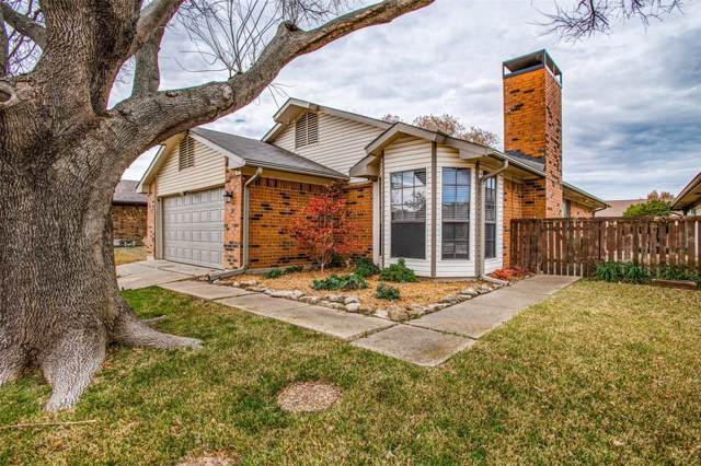 3741 Verliane Drive, Carrollton, TX 75007 (MLS #14236300) :: Acker Properties