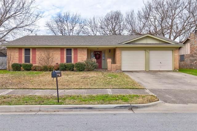 304 Gloria Street, Keller, TX 76248 (MLS #14236318) :: Dwell Residential Realty