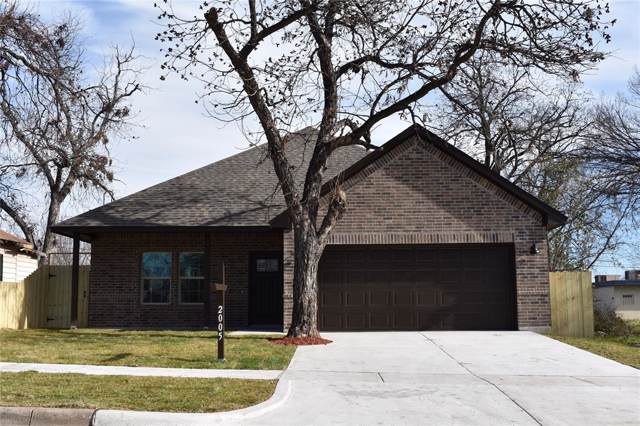 2005 Missouri Avenue, Fort Worth, TX 76104 (MLS #14236421) :: Potts Realty Group