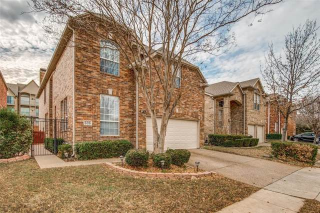 536 Silver Maple Drive, Irving, TX 75063 (MLS #14236715) :: Baldree Home Team