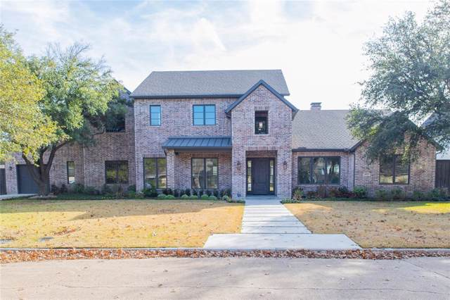 4922 Heatherbrook Drive, Dallas, TX 75244 (MLS #14236903) :: The Mitchell Group