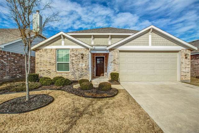 605 Smokebrush Street, Celina, TX 75009 (MLS #14237104) :: RE/MAX Town & Country