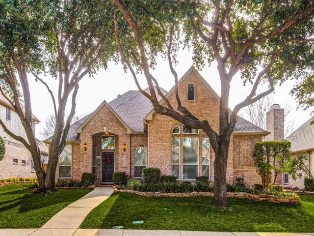 1407 Brandon Court, Allen, TX 75013 (MLS #14237309) :: The Good Home Team