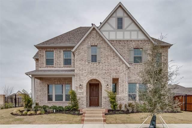 1701 Silver Marten Trail, Arlington, TX 76005 (MLS #14237318) :: Potts Realty Group