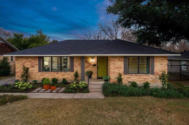 9314 Larchwood Drive, Dallas, TX 75238 (MLS #14237425) :: RE/MAX Pinnacle Group REALTORS