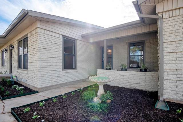 516 S Baker Street, Granbury, TX 76048 (MLS #14237508) :: Dwell Residential Realty