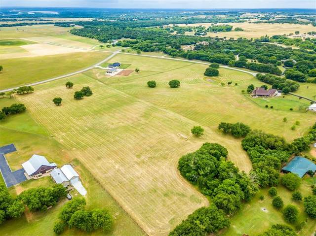 656 Driftwood Ranch Trail, Weatherford, TX 76087 (MLS #14237524) :: Team Hodnett