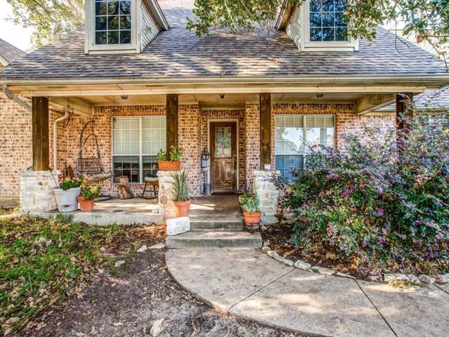 1024 Oak Hollow Lane, Combine, TX 75159 (MLS #14237591) :: Baldree Home Team