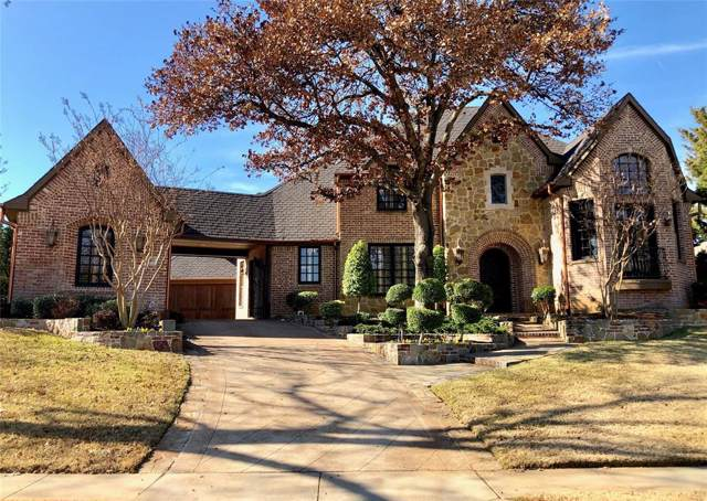 5105 Lippizaner Drive, Flower Mound, TX 75028 (MLS #14237601) :: The Real Estate Station